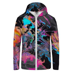 Zip Hoodie Space Colours